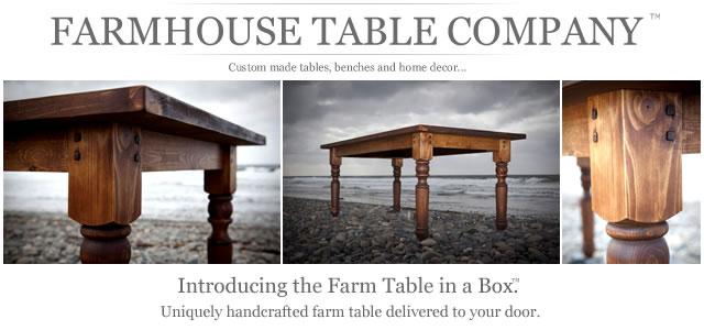 Farmhouse Table Company U2013 Custom ...